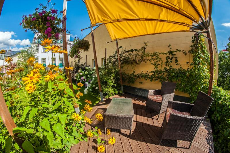 Summer garden for hotel guests-2